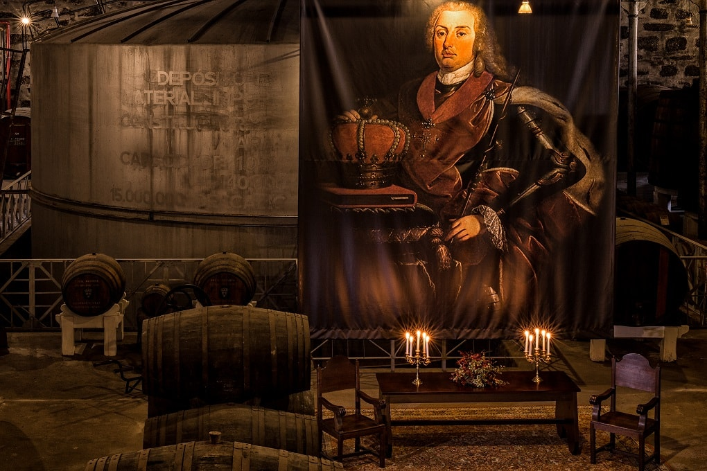 wine Tasting at Royal Oporto Company - Living Tours