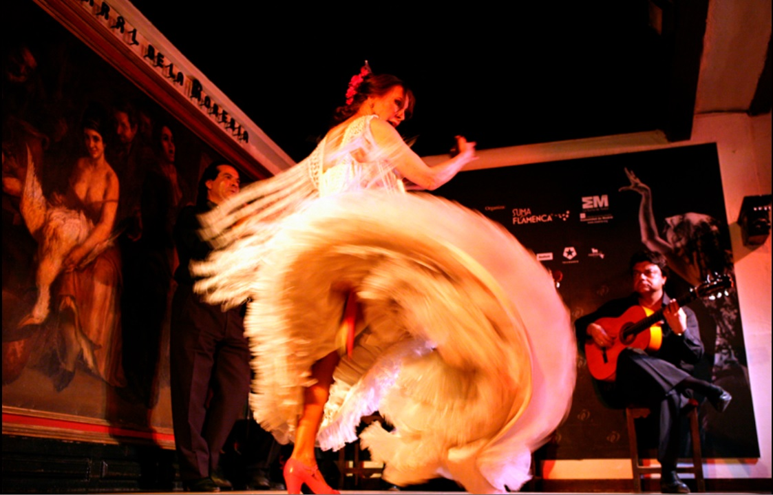 Madrid Flamenco Corral de la Morería