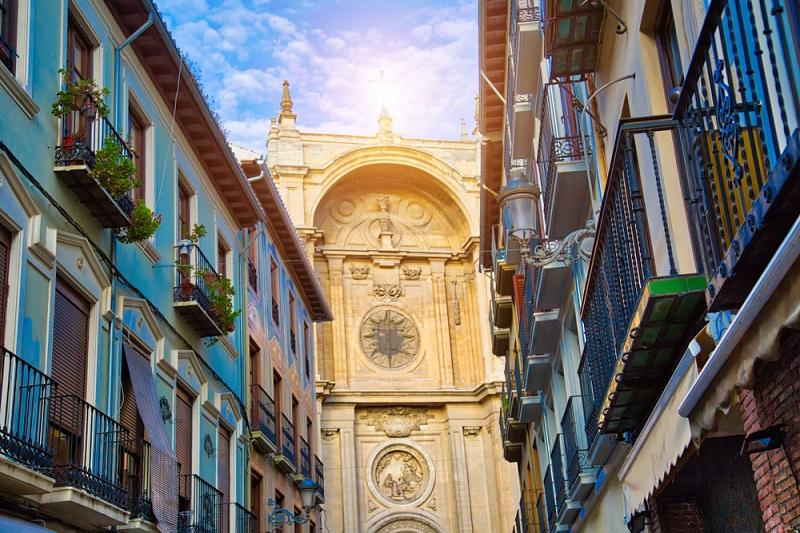 Granada chapel tour - Living Tours