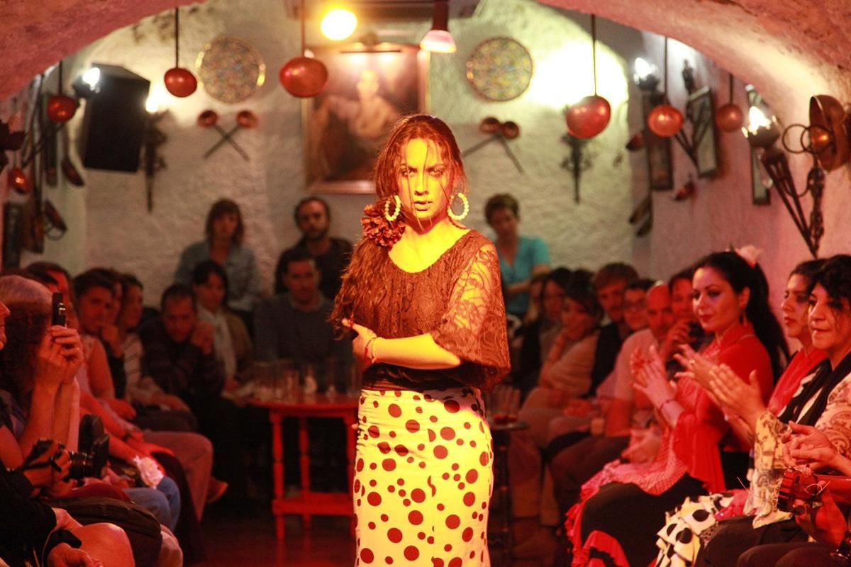 Flamenco em Granada
