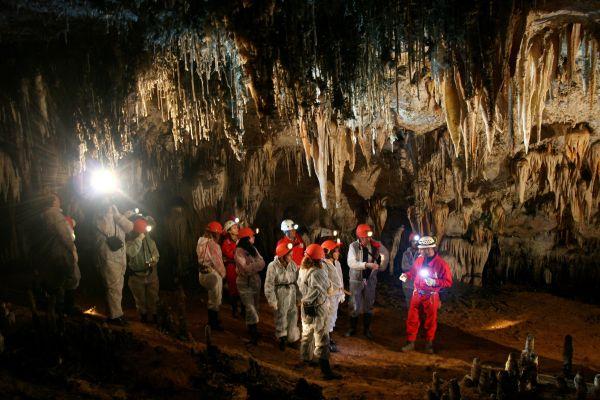 Soplao cave - livingtous