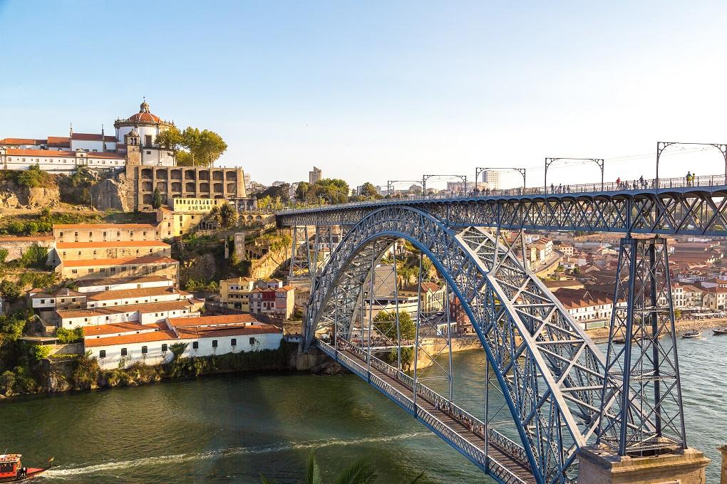 D. Luís I Bridge