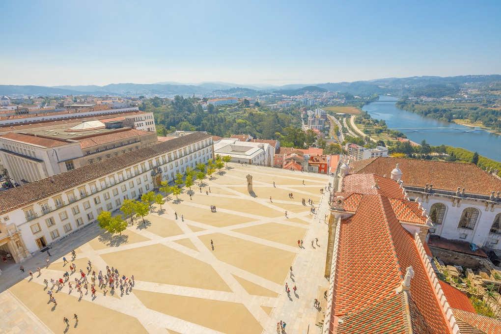Visit in Coimbra