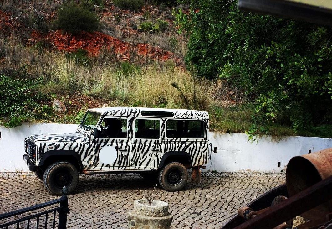 jeep safari with kayaking - Living Tours