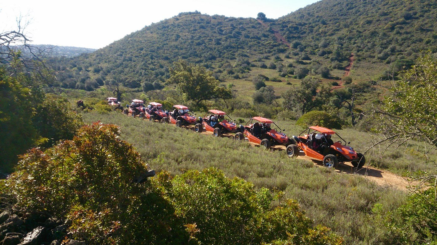 Algarve buggy tour - Living Tours