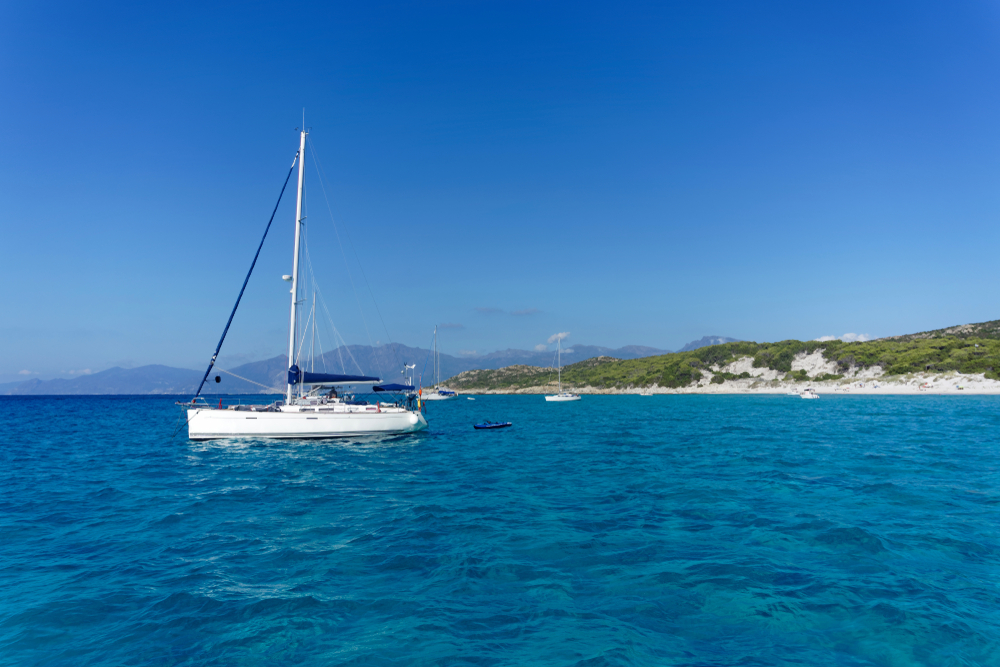 Catamaran Boat in Formentera - Living Tours