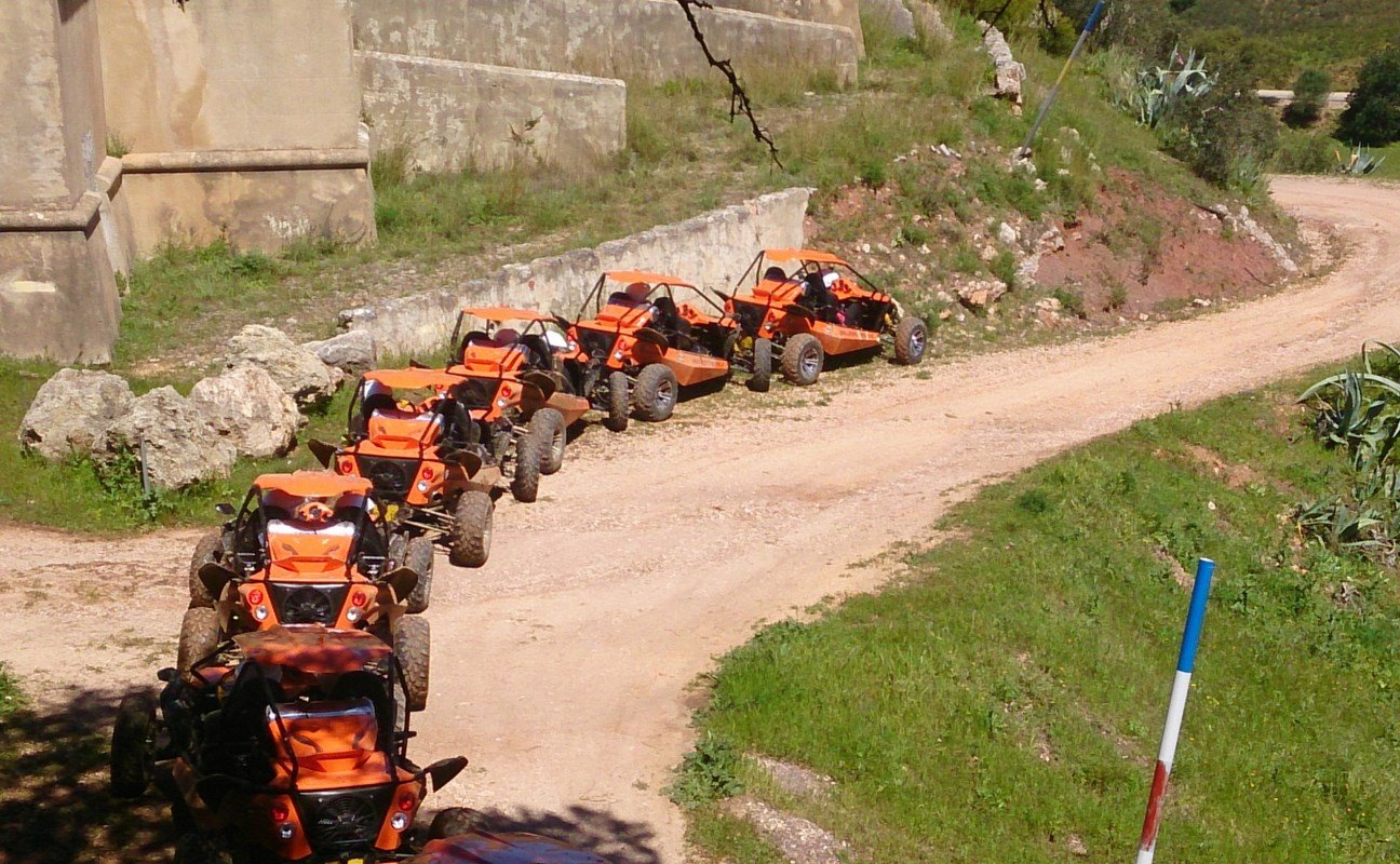 Algarve buggy tour - Living Tours