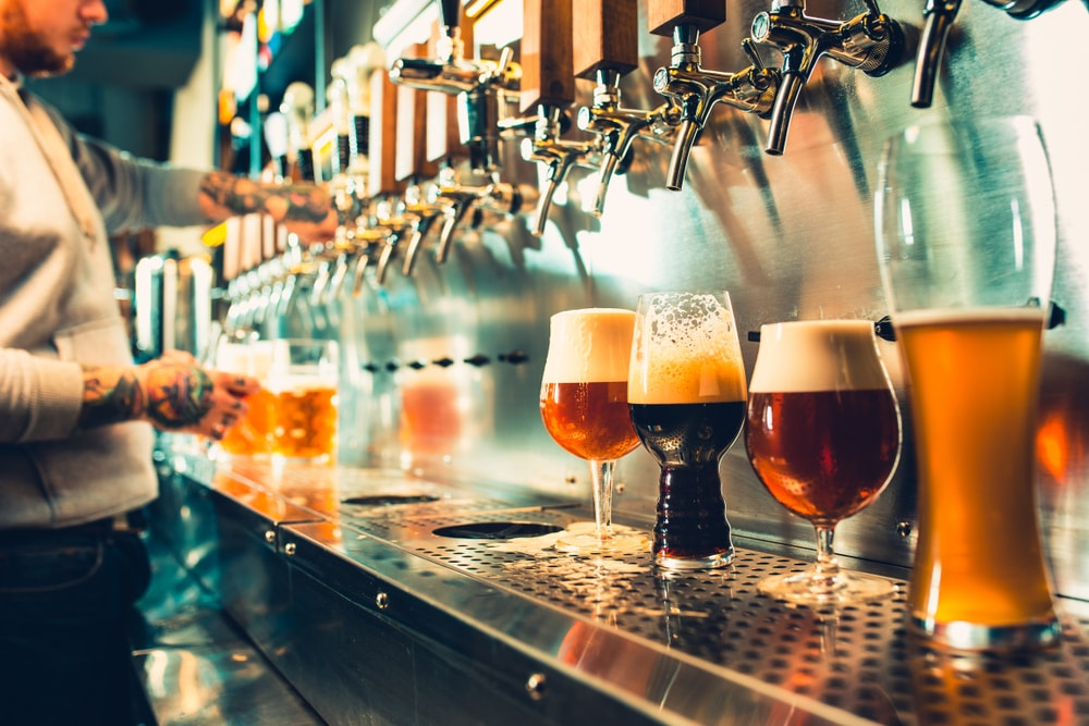 craft beer tasting in Porto - Living Tours