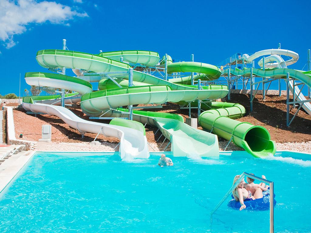 Parque Aquático Splash Sur Menorca - Living Tours