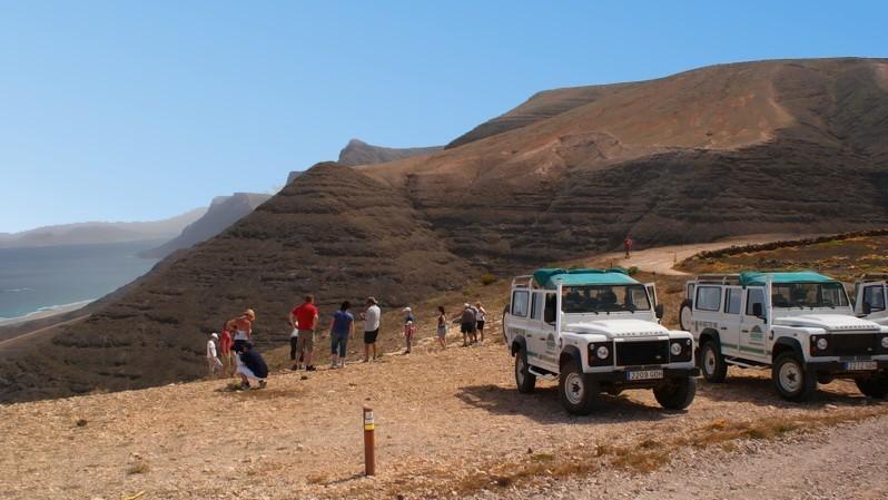Safari de Jipe em Lanzarote - Living Tours