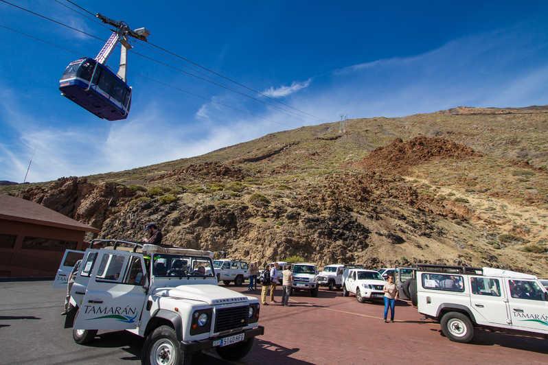 Jipe Safari no Parque Nacional do Teide - Living Tours