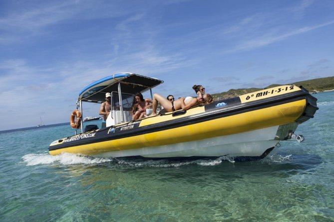 Passeio Privado de Barco Rápido em Menorca - Living Tours