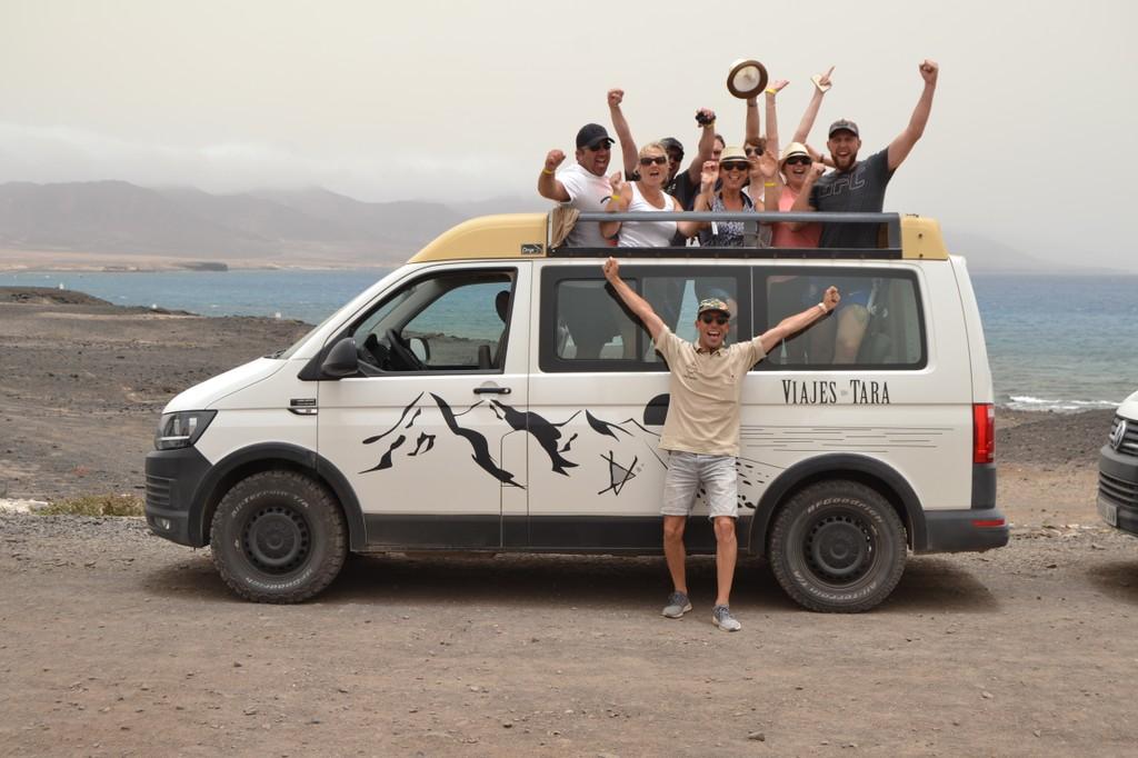 Passeio de Jipe no Sul de Lanzarote - Living Tours