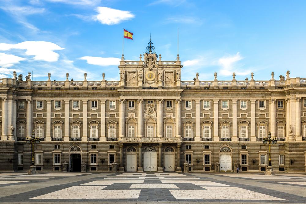 Tour em Madrid com Ingresso Palácio Real