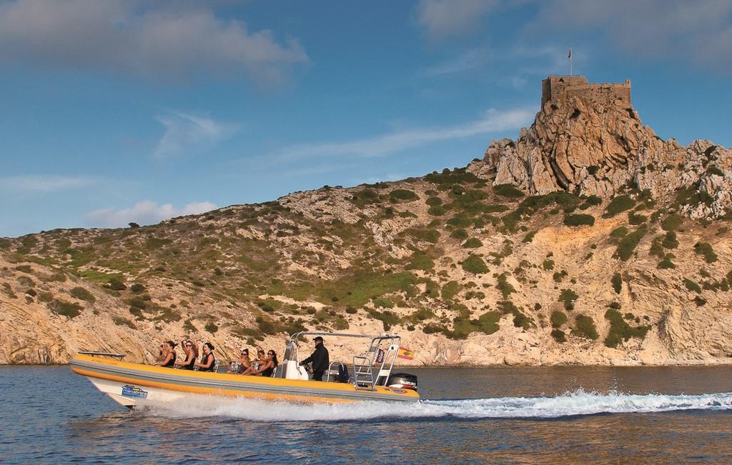 Excursão à Ilha Cabrera - Living Tours