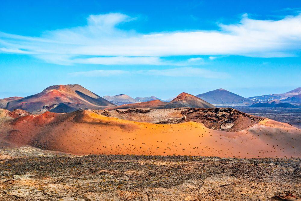 Parque Nacional de Timanfaya , Lanzarote - Living Tours
