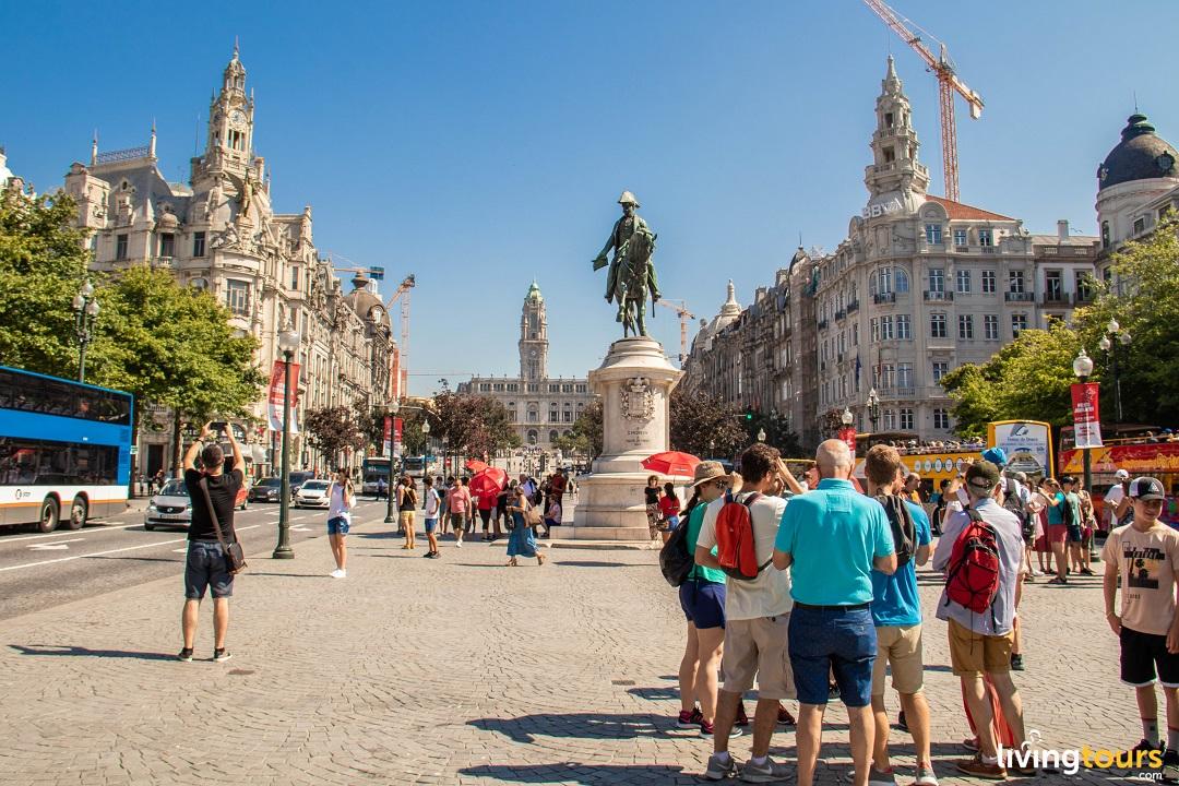 Passeio de meio dia na cidade do Porto - Living Tours