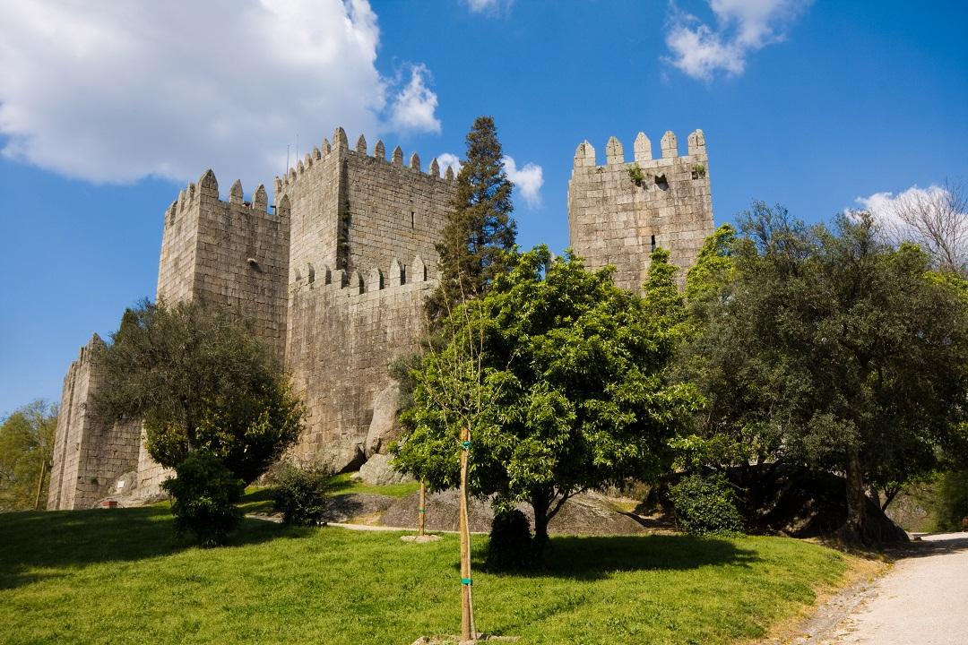 Guimarães Castle - Living Tours