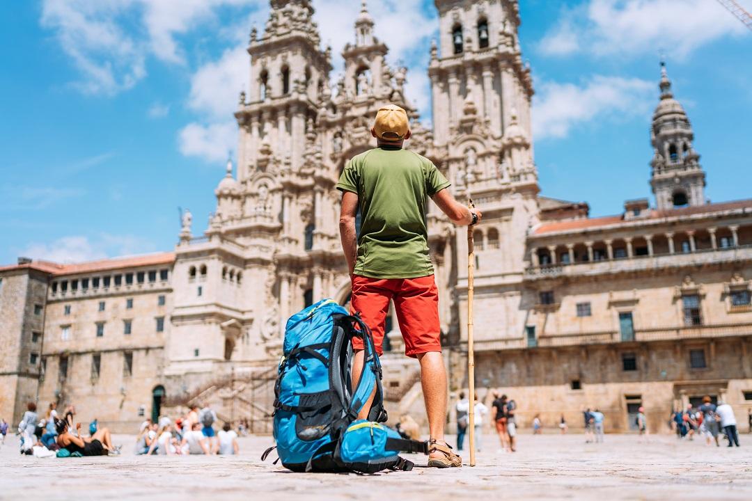 Santiago De Compostela excursao do porto - Living Tours