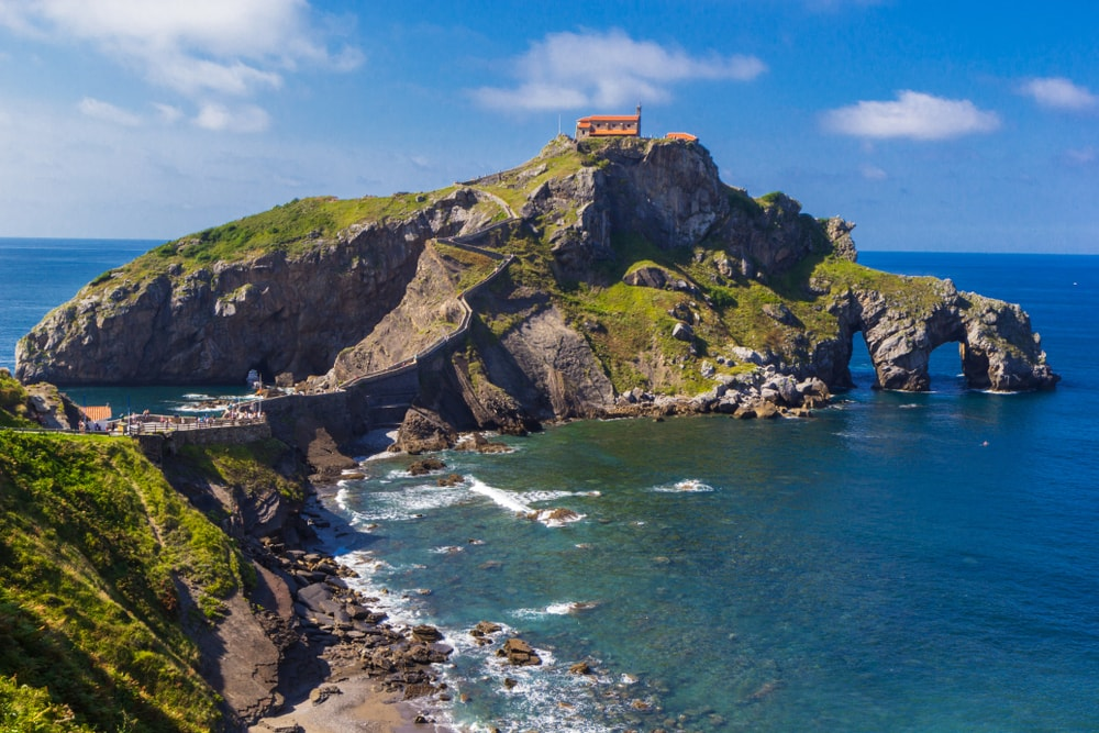 San Juan de Gaztelugatxe - Living Tours