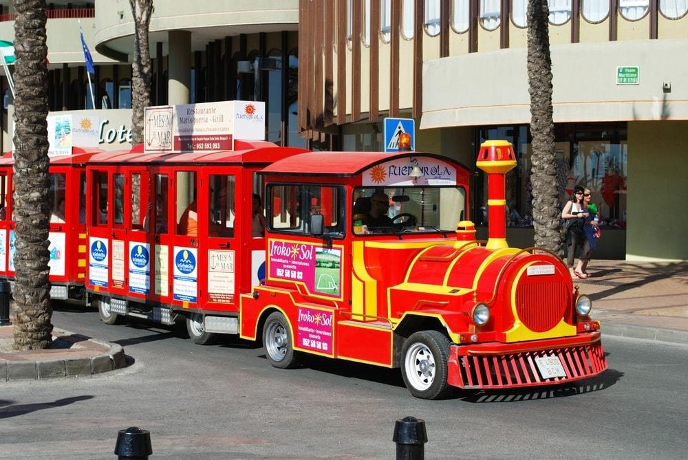 Trem Turístico de Fuengirola - Living Tours