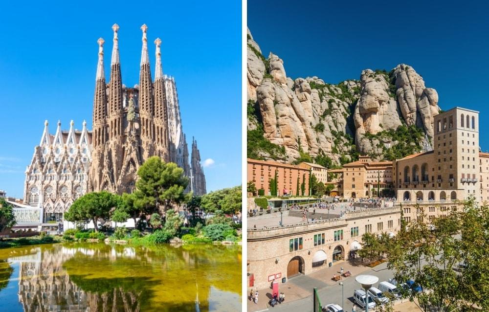 Sagrada Familia and Montserrat Tour - Living Tours