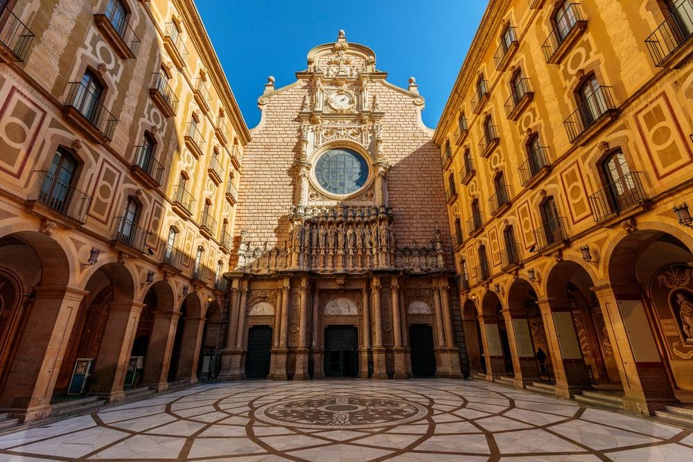 Montserrat Abbey - Living Tours