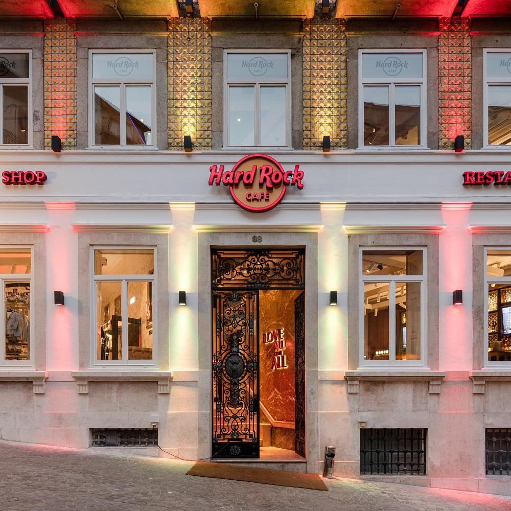 Hard Rock Cafe, Porto - Living Tours