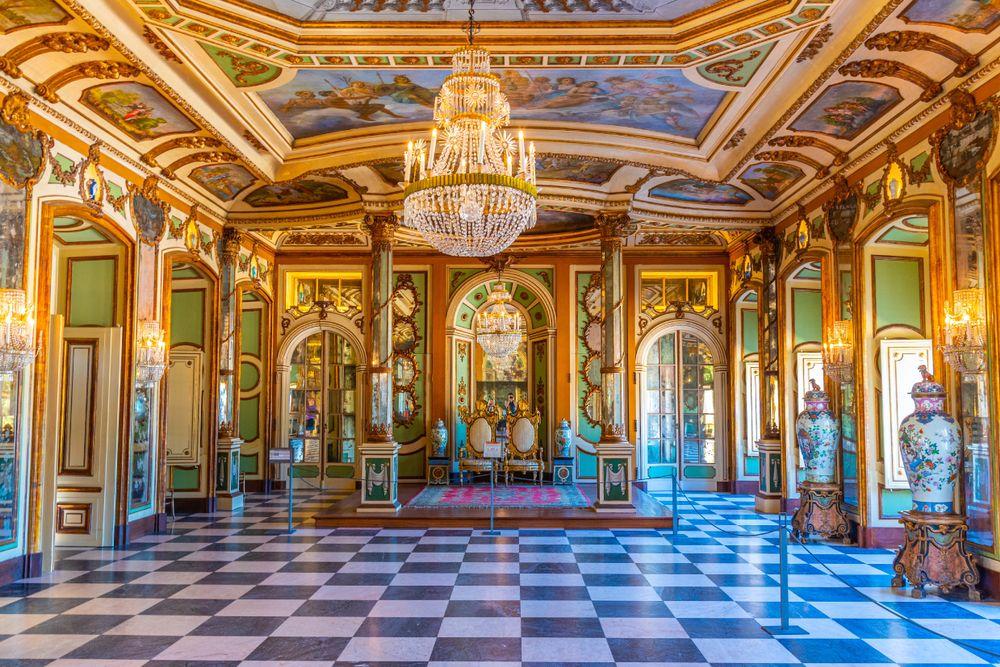 Queluz National Palace - Living Tours