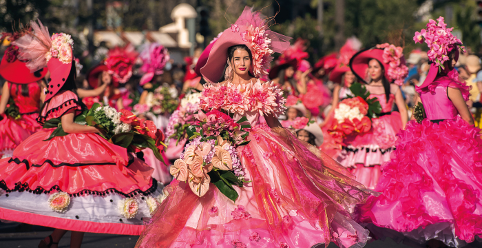 Flower Parade in Madeira - Living Tours