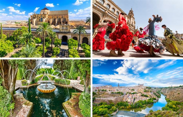 Day trips from Madrid - Living Tours