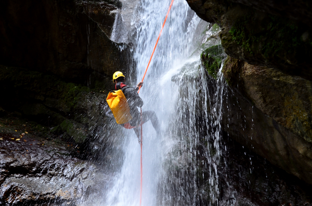Azores Canyoning and Rappel - Living Tours