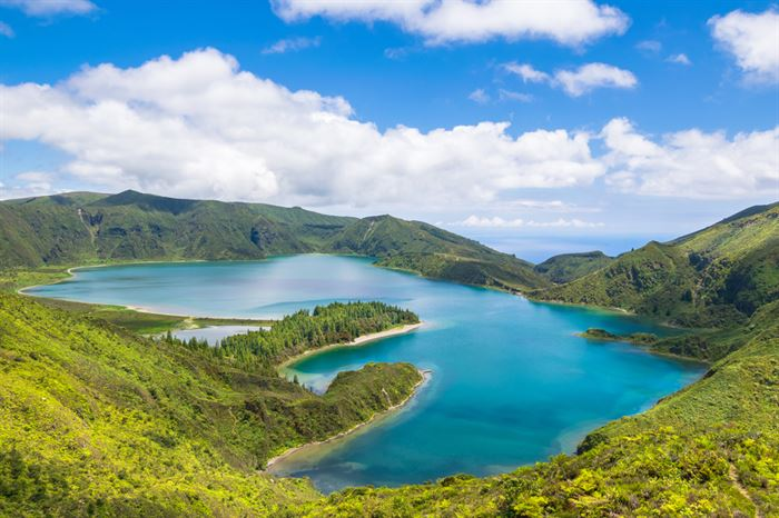Lagoa do Fogo Jeep Trip