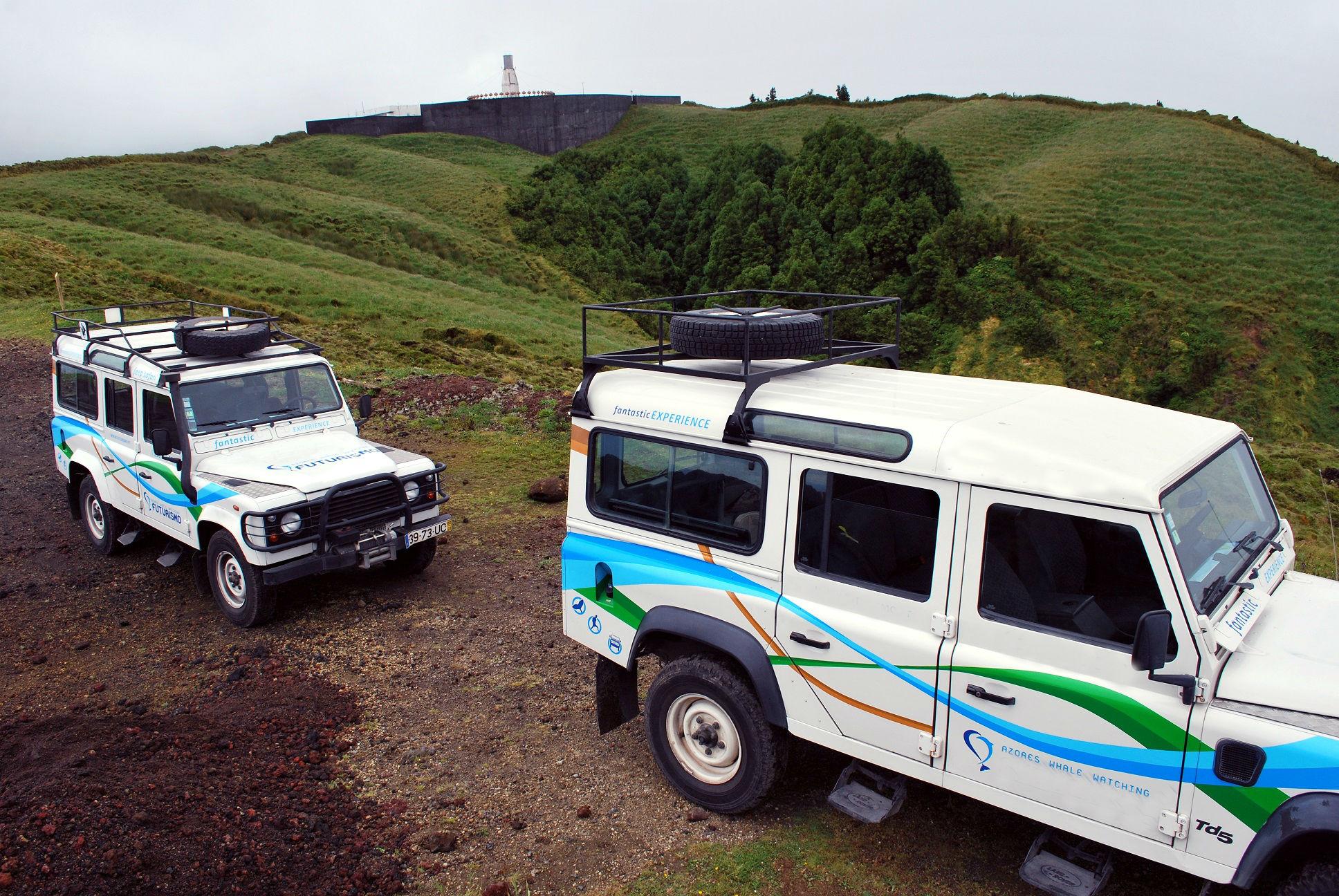 Azores São Miguel Island Jeep Trip