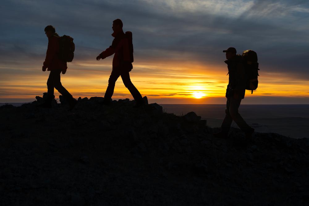 Escalada Noturna no Pico - Açores