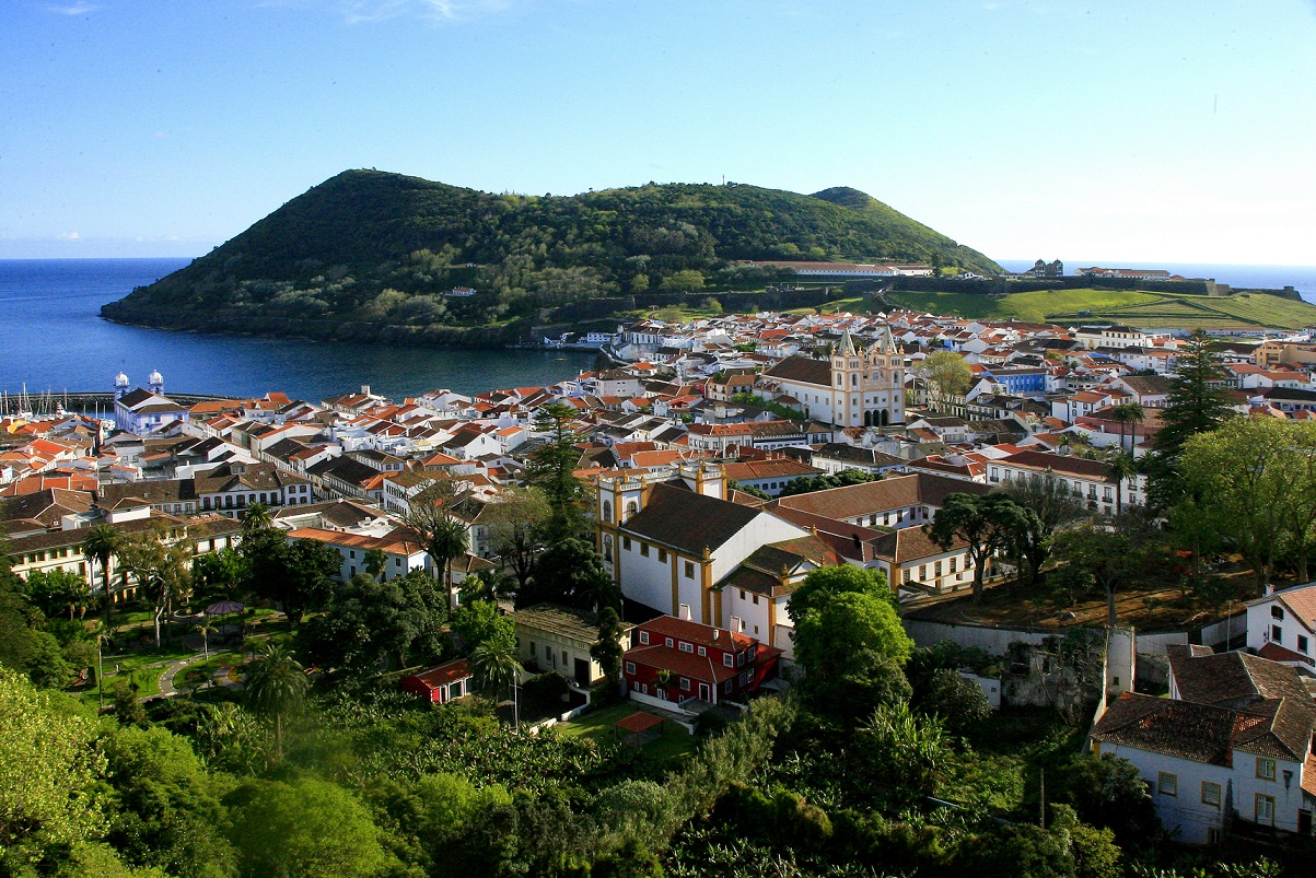 City of Angra do Heroísmo