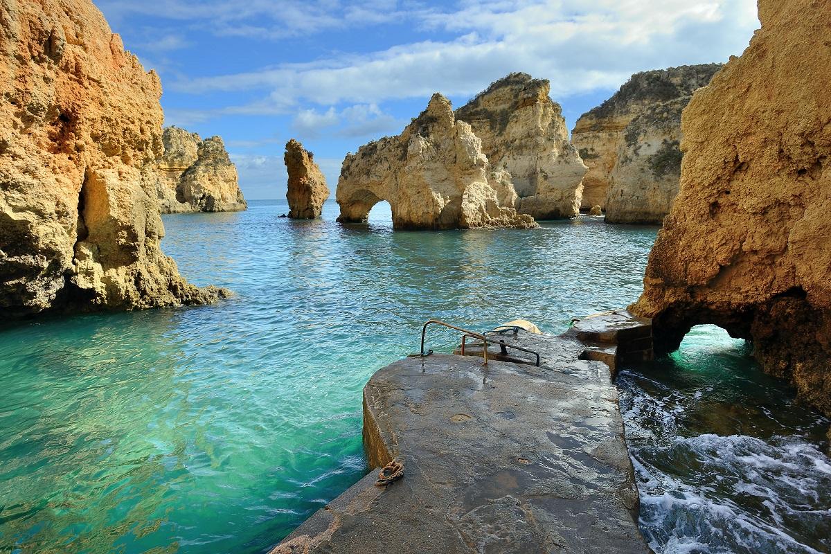 Algarve sea - Living Tours