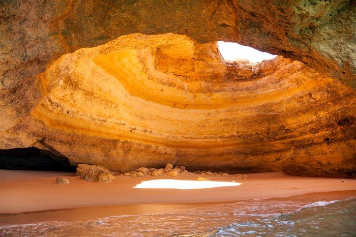 Benagil Cave Algarve Tour - Living Tours