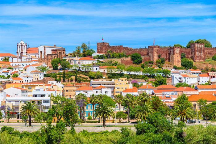 cidade de Silves, Algarve