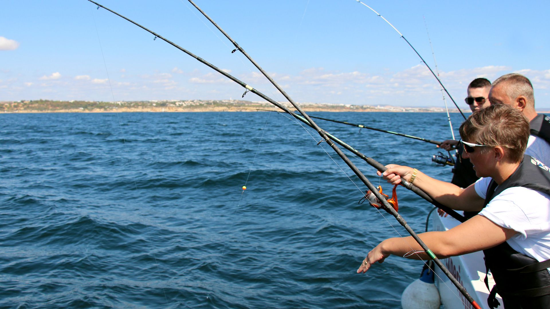 Bottom Fishing Algarve