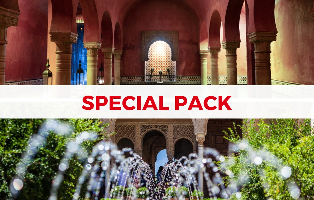 Pacote de viagem Granada