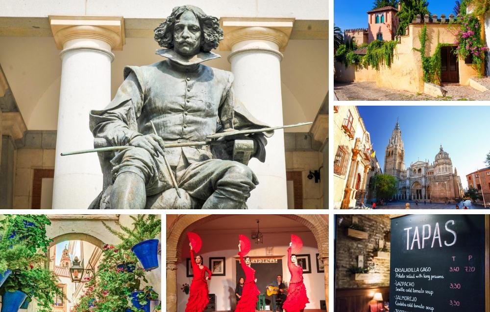 Excursão pela Andaluzia saindo de Barcelona