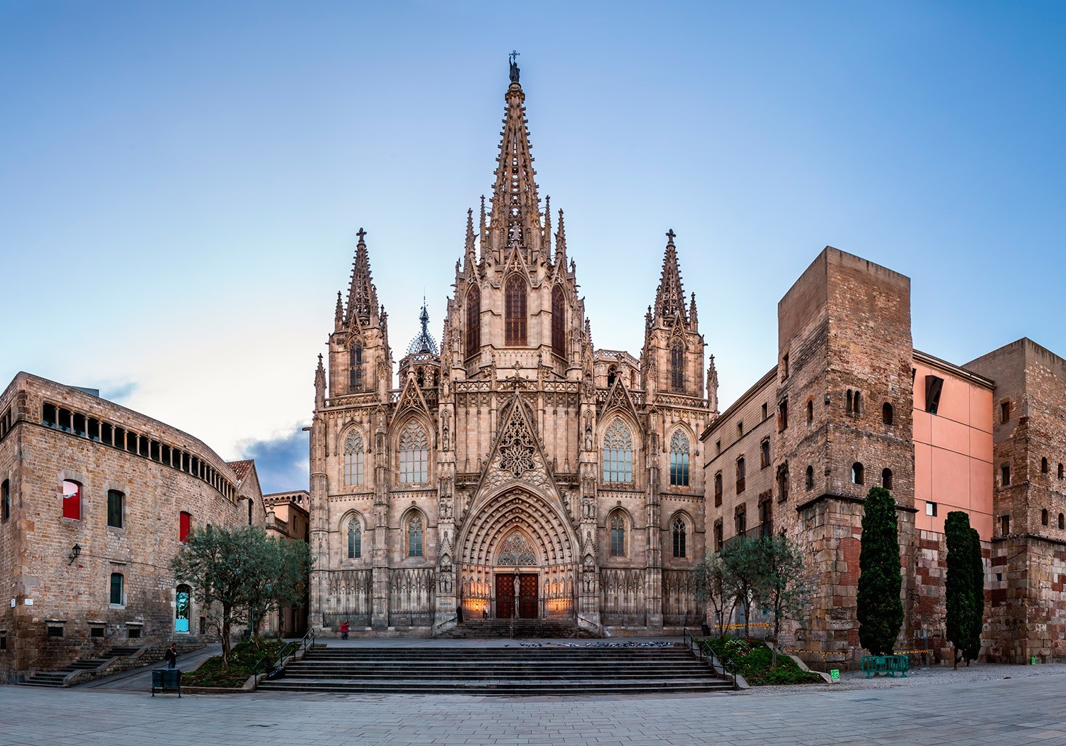 Barcelona Highlights - Living Tours