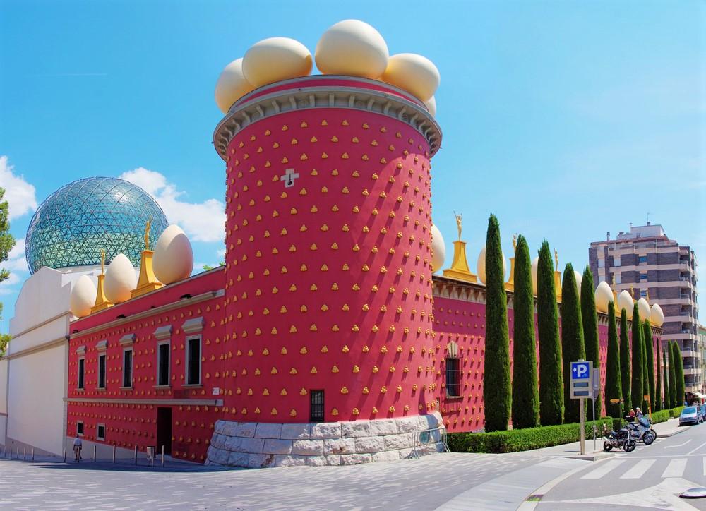 Dalí Figueres - Living Tours