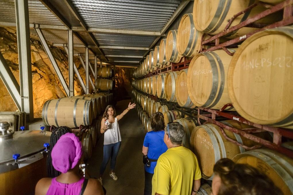 Barcelona Private Wine