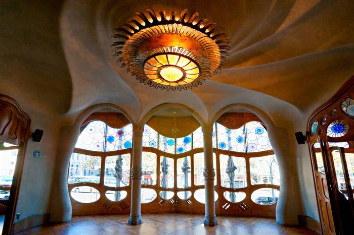 Casa Batlló Entrance - Living Tours