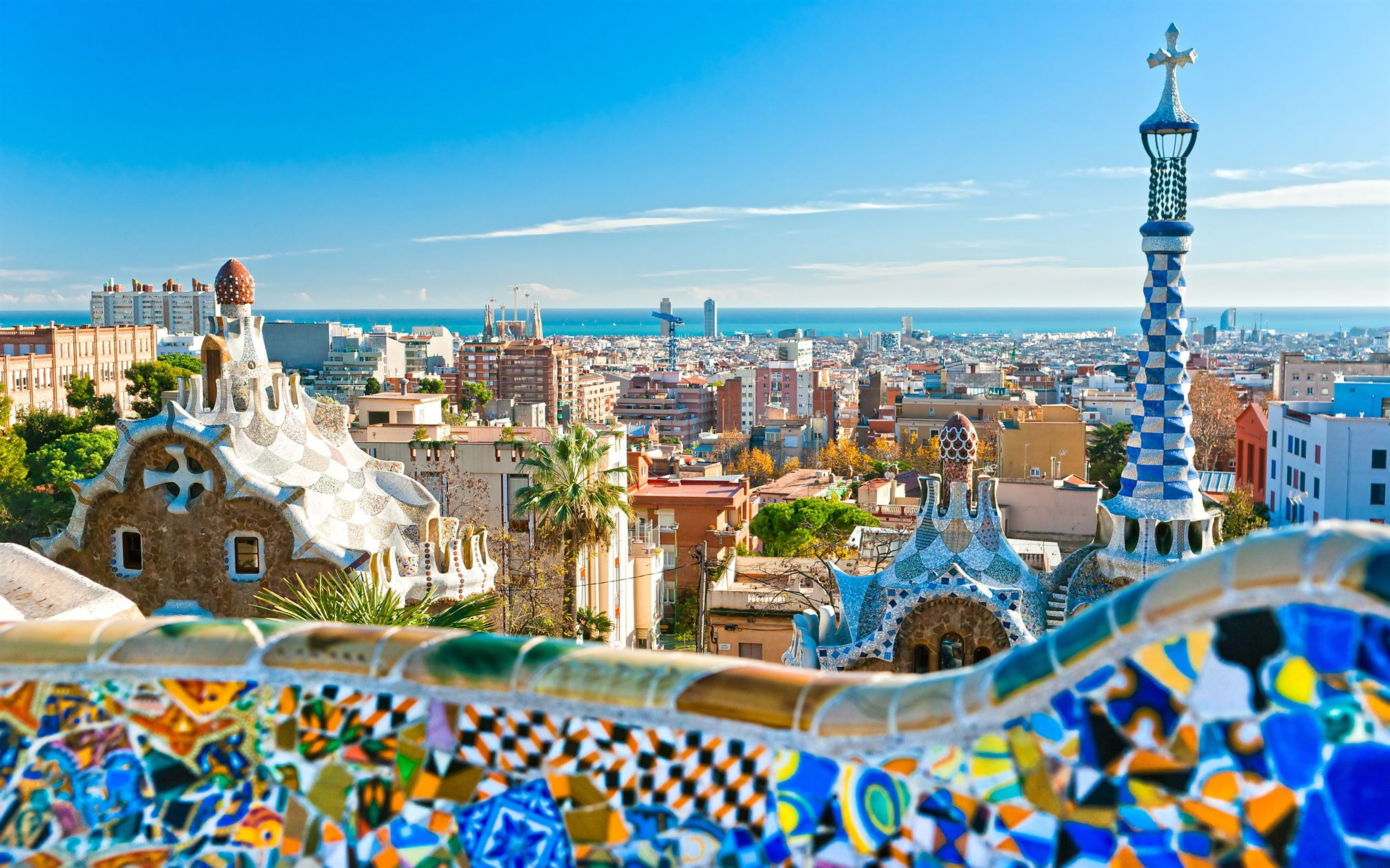 Barcelona Artistic - Afternoon Tour: the best of Gaudí (with Park Güell entrance included) - Living Tours