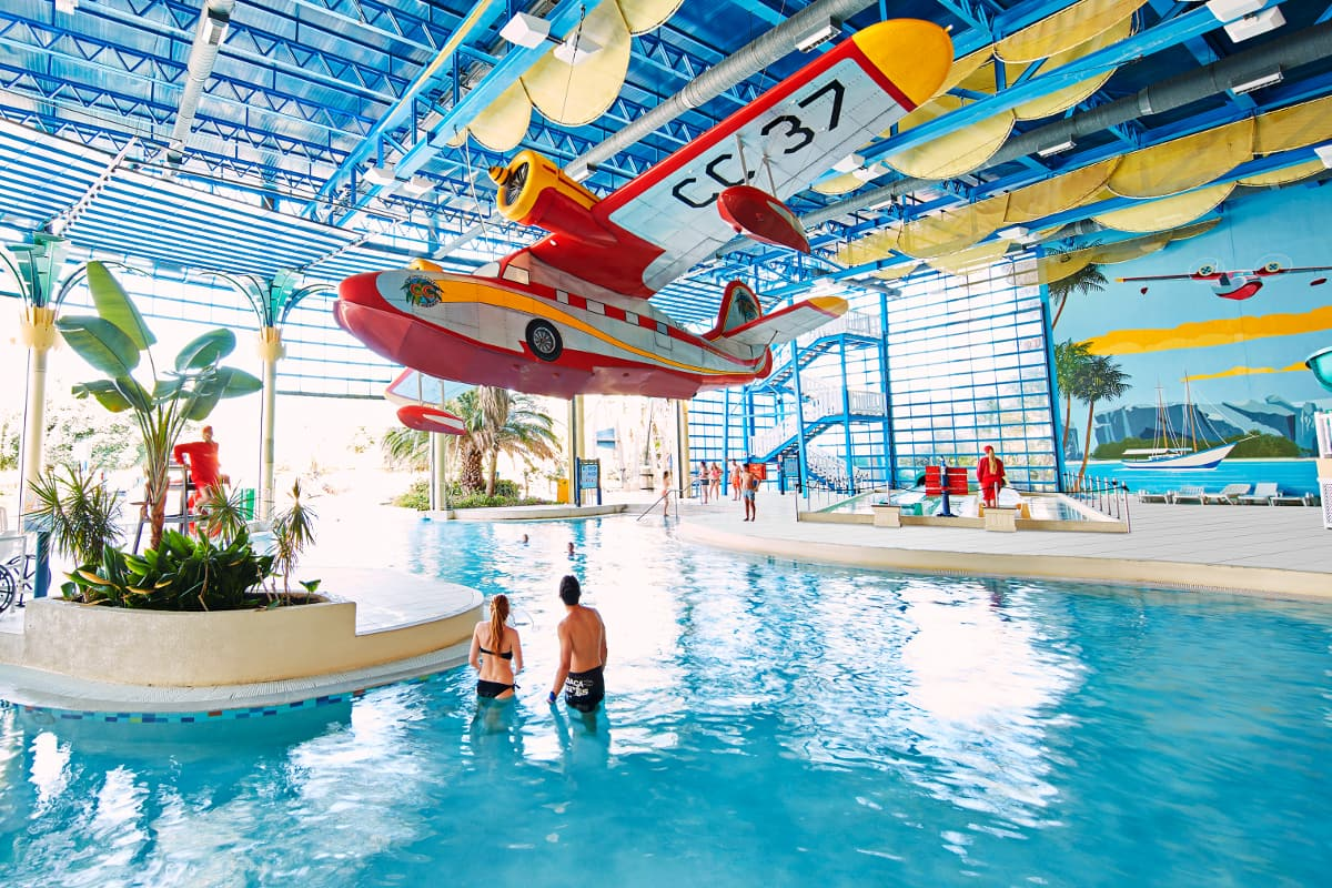 Trip and Ticket to Caribe Portaventura Park - Living Tours