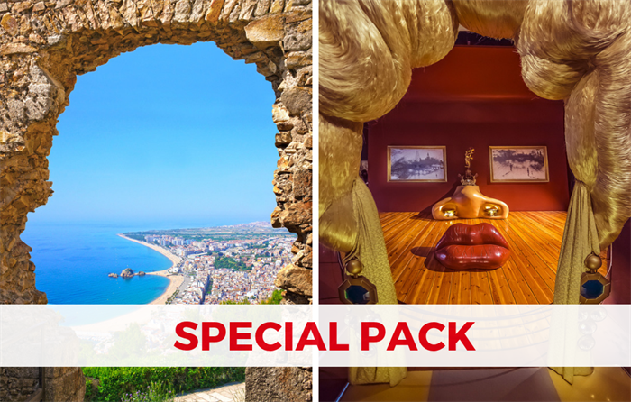 Costa Brava and Museum Dalí - Living Tours