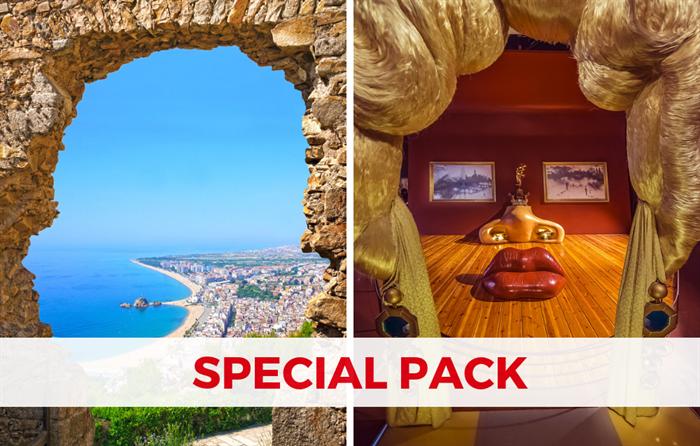 Costa Brava e Museu Dalí - Living Tours